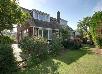 Thumbnail 3 bed detached house for sale in Lustrells Vale, Saltdean, Brighton