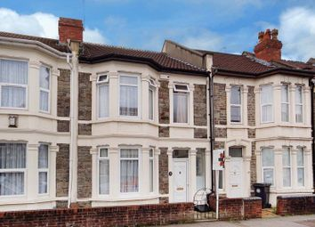 Thumbnail 3 bed terraced house for sale in Westminster Road, Whitehall, Bristol