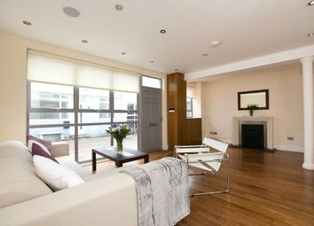 3 bed terraced house to rent in Old Manor Yard, Earls Court, London SW5