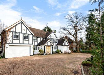 Westfield Park, Hatch End, Pinner HA5. 6 bed detached house