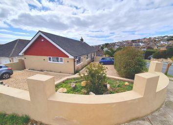 Lustrells Crescent, Saltdean, Brighton BN2. 4 bed detached bungalow for sale