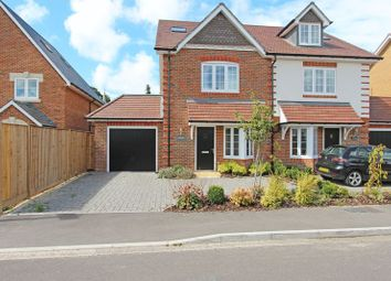 Thumbnail 3 bed town house to rent in Westbeams Road, Sway, Lymington