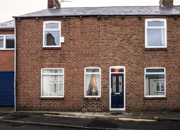 Thumbnail 1 bed terraced house to rent in Derwent Terrace, Spennymoor, Durham