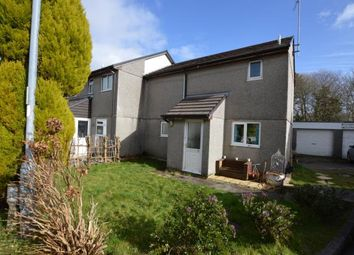 Thumbnail 3 bed semi-detached house for sale in Wesley Close, Stenalees, St. Austell, Cornwall