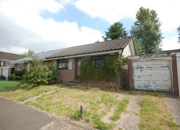 Thumbnail 2 bed semi-detached bungalow for sale in Strathleven Drive, Alexandria