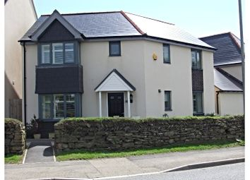 Thumbnail 3 bed detached house for sale in Stratton Road, Bude