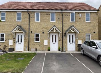 Thumbnail 2 bed terraced house for sale in Far Moss, Selby