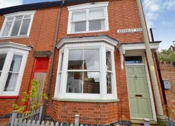 Thumbnail 3 bedroom end terrace house to rent in Adderley Road, Clarendon Park, Leicester