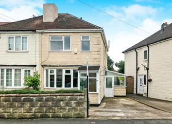 Thumbnail 2 bedroom semi-detached house for sale in Lang Road, Alvaston, Derby