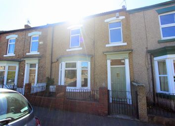 Thumbnail 3 bed terraced house to rent in St. Johns Crescent, Darlington