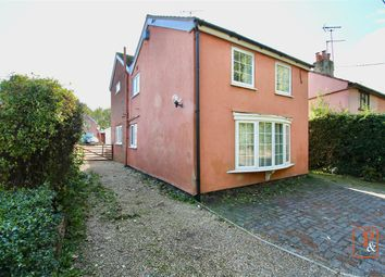 Thumbnail 2 bed cottage for sale in Pond Cottages, Manningtree Road, Stutton
