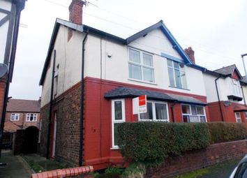 3 bed semi-detached house for sale in Rhodes Street, Warrington, Cheshire WA2
