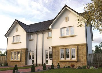"Thumbnail 3 bed semi-detached house for sale in ""The Avon"" at North Berwick"