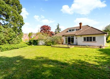 Thumbnail 2 bed detached bungalow for sale in Wraylands Drive, Reigate, Surrey