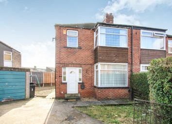 Thumbnail 3 bed semi-detached house for sale in Westover Avenue, Bramley, Leeds