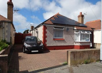 Thumbnail 2 bed detached bungalow for sale in Oakwood Road, Rhyl
