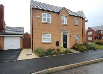 Thumbnail 3 bed semi-detached house for sale in Linby Way, St. Helens