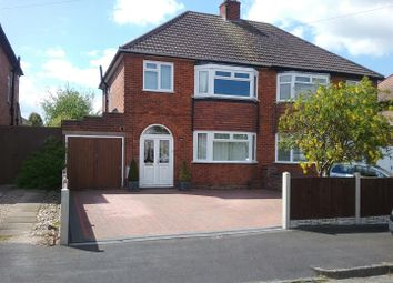 Thumbnail 3 bedroom semi-detached house for sale in Derwent Road, Palmers Cross, Wolverhampton