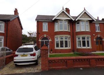 Thumbnail 4 bed semi-detached house for sale in Warbreck Hill Road, Blackpool, Lancashire