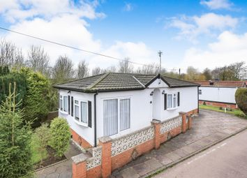 Thumbnail 2 bed mobile/park home for sale in Lawn Lane, Coven, Wolverhampton