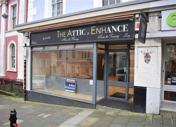 Thumbnail Retail premises to let in High Street, Haverfordwest, Pembrokeshire