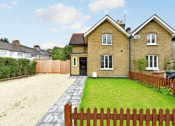 Thumbnail 4 bed semi-detached house for sale in Sydenham Cottages, Grove Park
