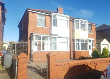 3 bed semi-detached house to rent in Southbourne Road, Blackpool, Lancashire FY3