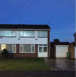 Thumbnail 3 bed semi-detached house for sale in Raymond Close, Colnbrook