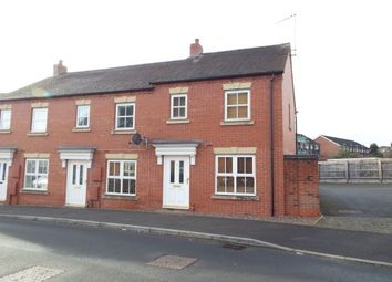 Thumbnail 2 bed semi-detached house to rent in Drovers Close, Uttoxeter
