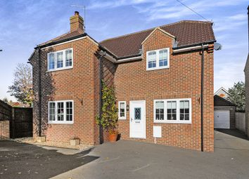 Thumbnail 4 bed detached house for sale in Whitworth Road, Swindon