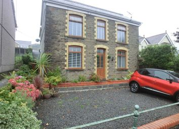Thumbnail 3 bed detached house for sale in Swansea Road, Trebanos, Pontardawe, Swansea