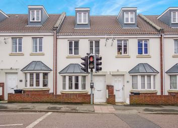 Thumbnail 3 bed town house for sale in Forest Road, Kingswood, Bristol