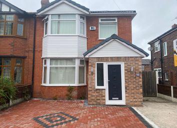 Thumbnail 3 bed semi-detached house to rent in Owler Lane, Cvhadderton Oldham