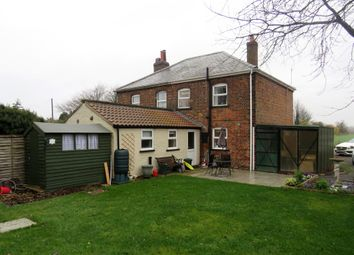 Thumbnail 3 bedroom semi-detached house for sale in Station Road, Gosberton, Spalding