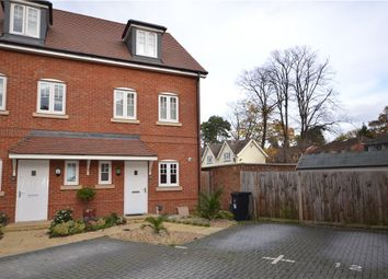 Thumbnail 3 bedroom semi-detached house for sale in Hoskins Court, Blenheim Place, Camberley