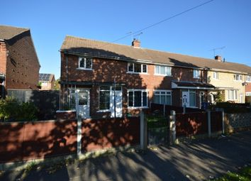 Thumbnail 3 bed terraced house for sale in Pine Road, Doncaster