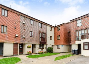 Thumbnail 1 bed flat for sale in Derwent Road, Raynes Park, London
