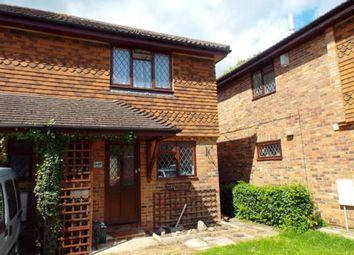 Thumbnail 2 bed semi-detached house for sale in Kingsmead, Biggin Hill, Westerham, Kent