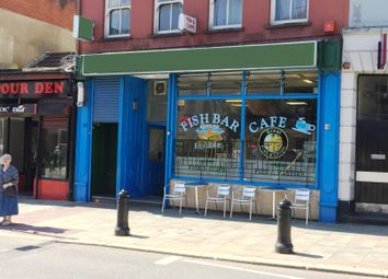 Thumbnail Restaurant/cafe for sale in Cardiff Street, Aberdare