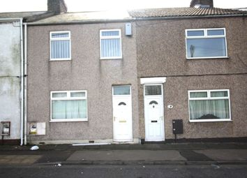 Thumbnail 2 bed terraced house for sale in West Chilton Terrace, Chilton, Ferryhill