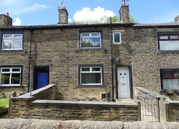 Thumbnail 2 bed terraced house for sale in Prospect Row, Ovenden, West Yorkshire