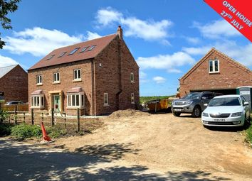 Thumbnail 6 bed detached house for sale in Main Street, Fulstow