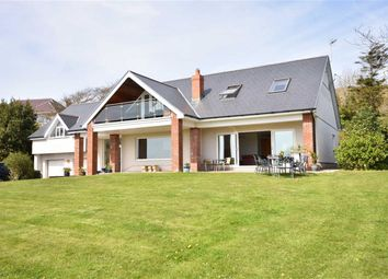 Thumbnail 3 bed detached house for sale in Penmaen, Swansea