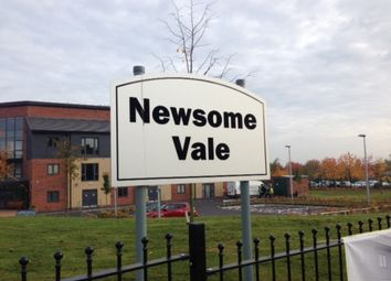 Thumbnail 2 bed flat to rent in Newsome Vale, Newsome Avenue, Wombwell, Barnsley