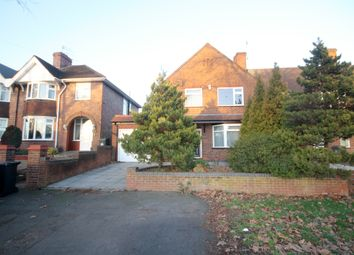 Thumbnail 3 bed semi-detached house for sale in Groby Road, Leicester