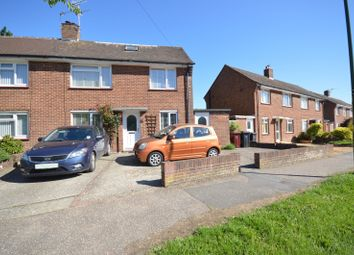 Thumbnail 3 bedroom semi-detached house to rent in Sherborne Road, Chichester