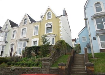 Thumbnail 4 bed property to rent in Devon Terrace, Ffynone Road, Uplands, Swansea