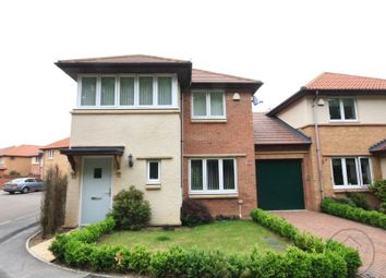 Thumbnail 4 bed detached house to rent in Timothy Hackworth Drive, Darlington