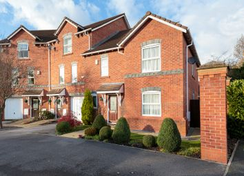 Thumbnail 4 bed town house for sale in Monarch Drive, Northwich