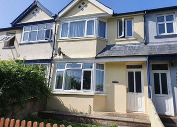 Thumbnail 2 bed terraced house for sale in Ty Cam, Aberystwyth, Ceredigion